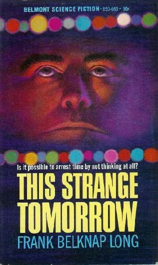 book cover of This Strange Tomorrow