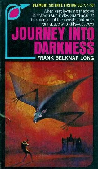 book cover of Journey into Darkness