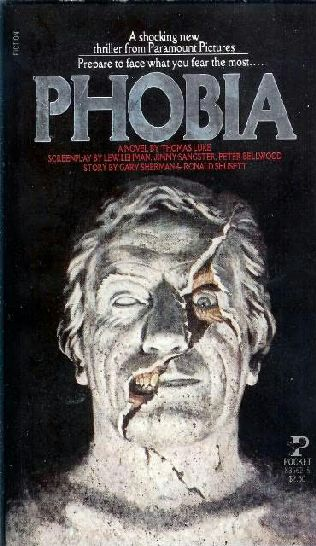 book cover of Phobia