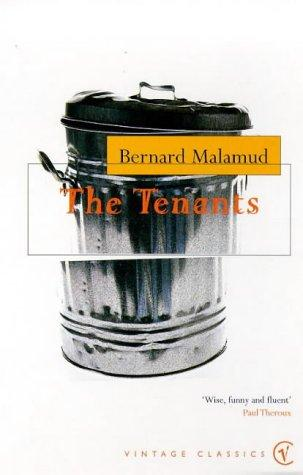 book cover of   The Tenants   by  Bernard Malamud