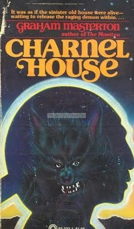 book cover of Charnel House