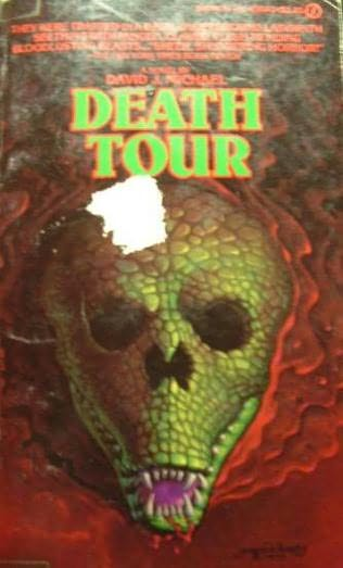 book cover of Death Tour