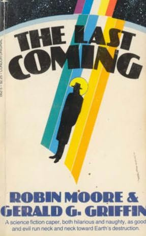 book cover of The Last Coming