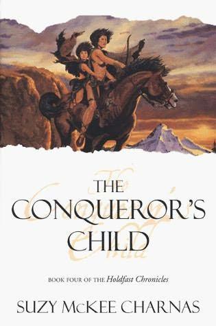 book cover of The Conqueror\'s Child