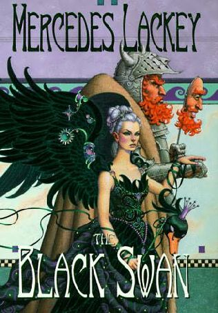 book cover of The Black Swan (Fairy Tale) by Mercedes Lackey