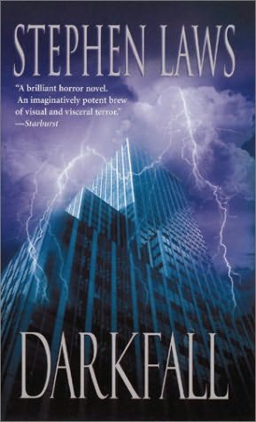 book cover of Darkfall