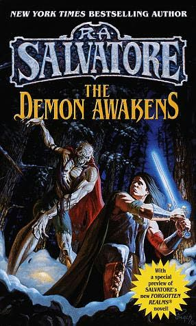 book cover of The Demon Awakens