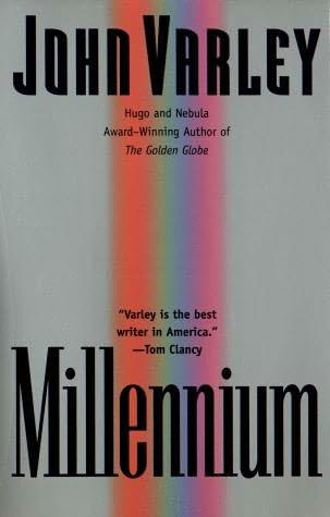book cover of Millennium