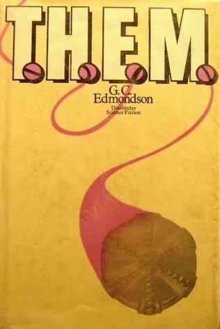 book cover of T.H.E.M.
