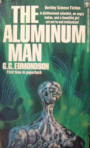 book cover of The Aluminum Man