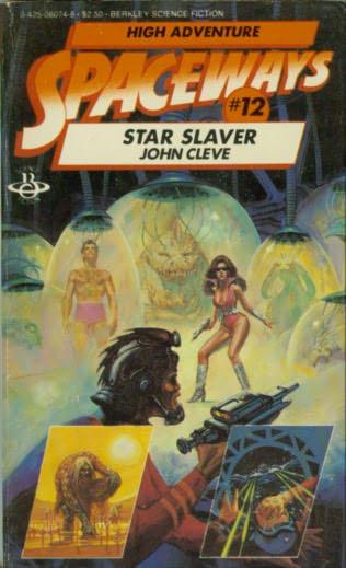 book cover of Star Slaver