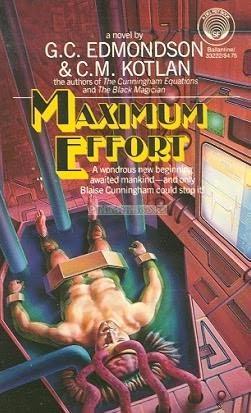 book cover of Maximum Effort