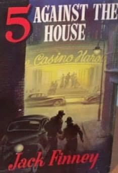 book cover of 5 Against the House