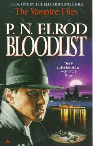 book cover of Bloodlist