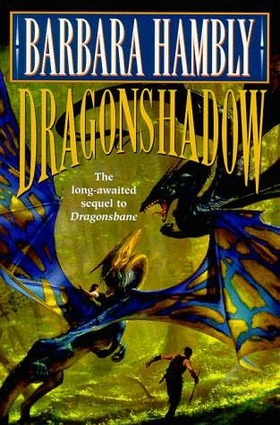 book cover of Dragonshadow