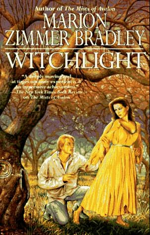 book cover of Witchlight