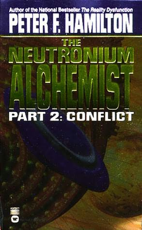 book cover of Conflict