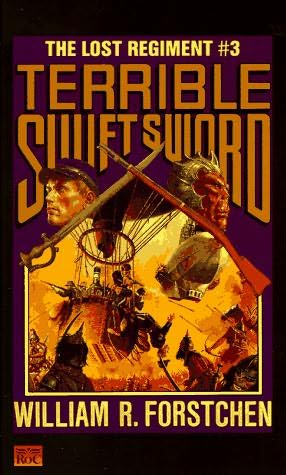 book cover of Terrible Swift Sword