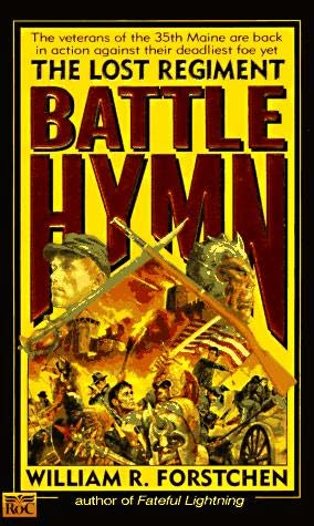 book cover of Battle Hymn