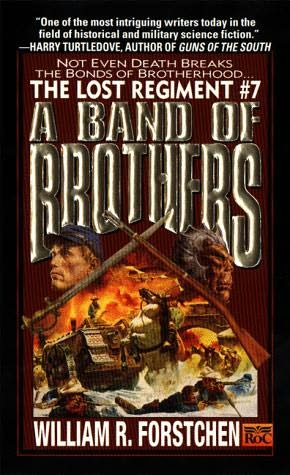 book cover of A Band of Brothers