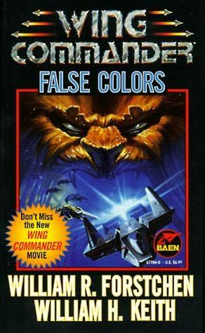 book cover of False Colors
