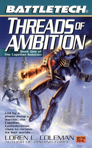 book cover of Threads of Ambition