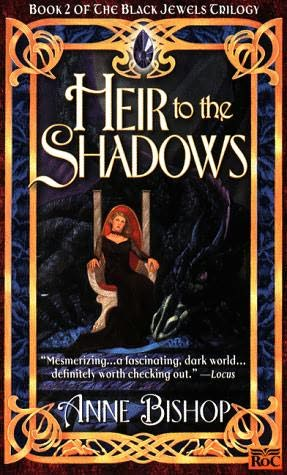 book cover of   Heir to the Shadows