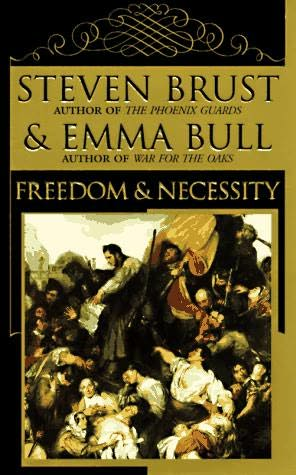 book cover of Freedom and Necessity