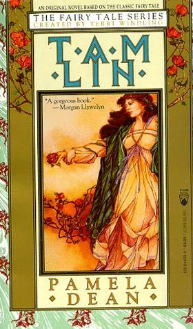 book cover of Tam Lin