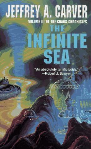 book cover of The Infinite Sea