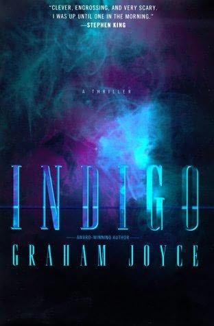 book cover of Indigo