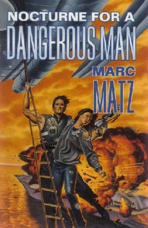 book cover of Nocturne for a Dangerous Man