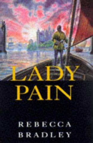 book cover of Lady Pain