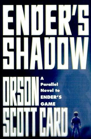 an analysis of the novel enders shadow by orison scott card Orson scott card (born august 24,  card wrote the novel zanna's gift  and ender's shadow (1999), the so-called parallel novel featuring another boy in the.