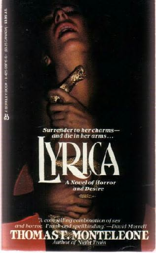 book cover of Lyrica