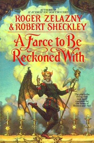 A farce to be reckoned with millenial contest by robert for Farcical books