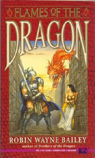 book cover of Flames of the Dragon