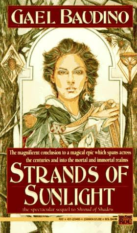 book cover of Strands of Sunlight