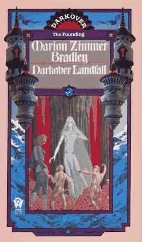 book cover of Darkover Landfall
