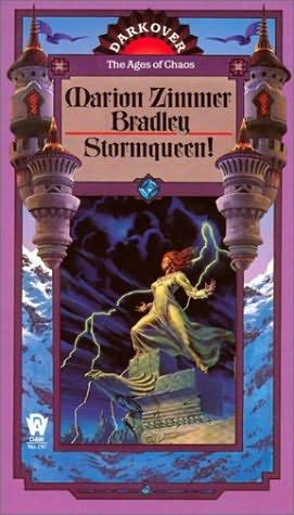 book cover of Stormqueen!