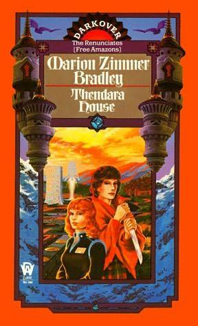 book cover of Thendara House