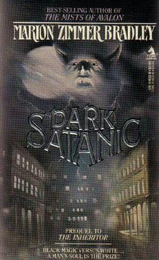 book cover of Dark Satanic