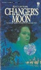 book cover of Changer\'s Moon