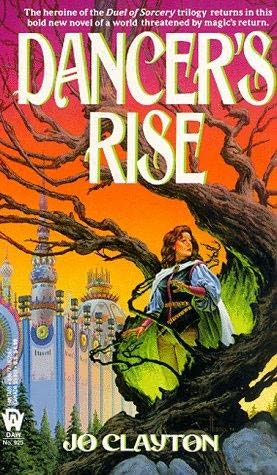 book cover of Dancer\'s Rise