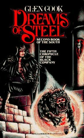 book cover of Dreams of Steel