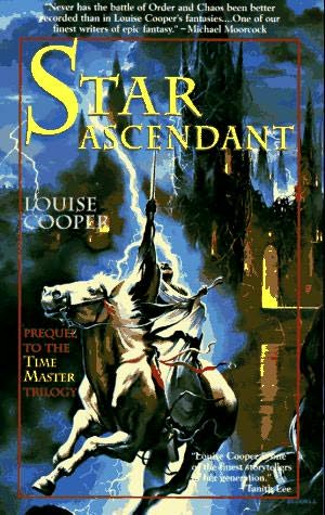 book cover of Star Ascendant