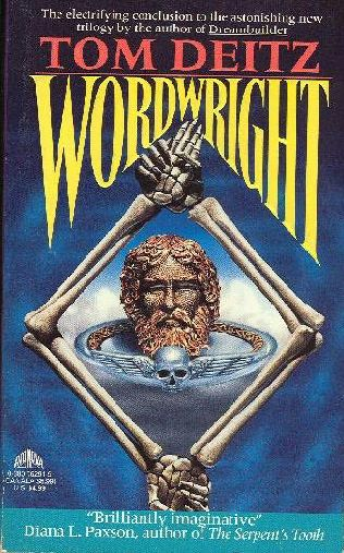 book cover of Wordwright