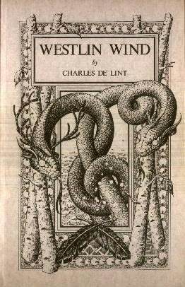 book cover of Westlin Wind
