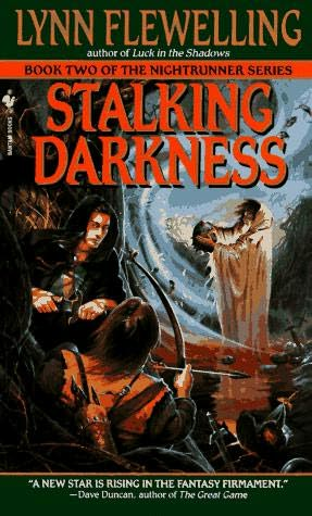 book cover of Stalking Darkness