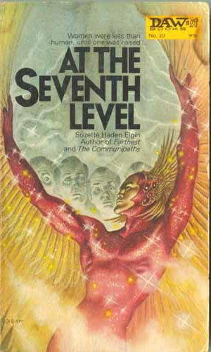 book cover of At the Seventh Level